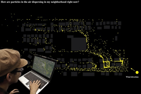 "Big Data City ""Data Visualization of Street Trees"" by Intel Free Press on Flickr"