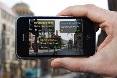 augmented reality city by plantronicsgermany